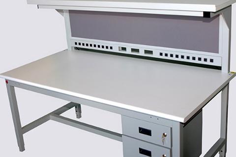 heavy duty industrial workbench